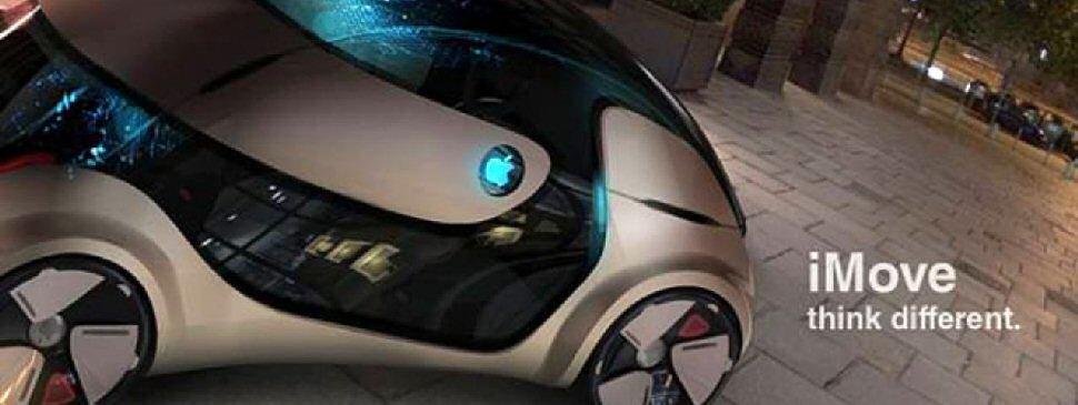 magat vezeto autot fejleszthet az apple